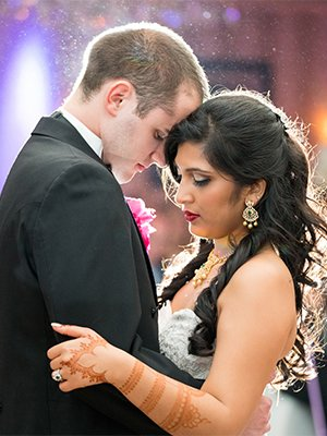 Bryan and Ananya Wedding