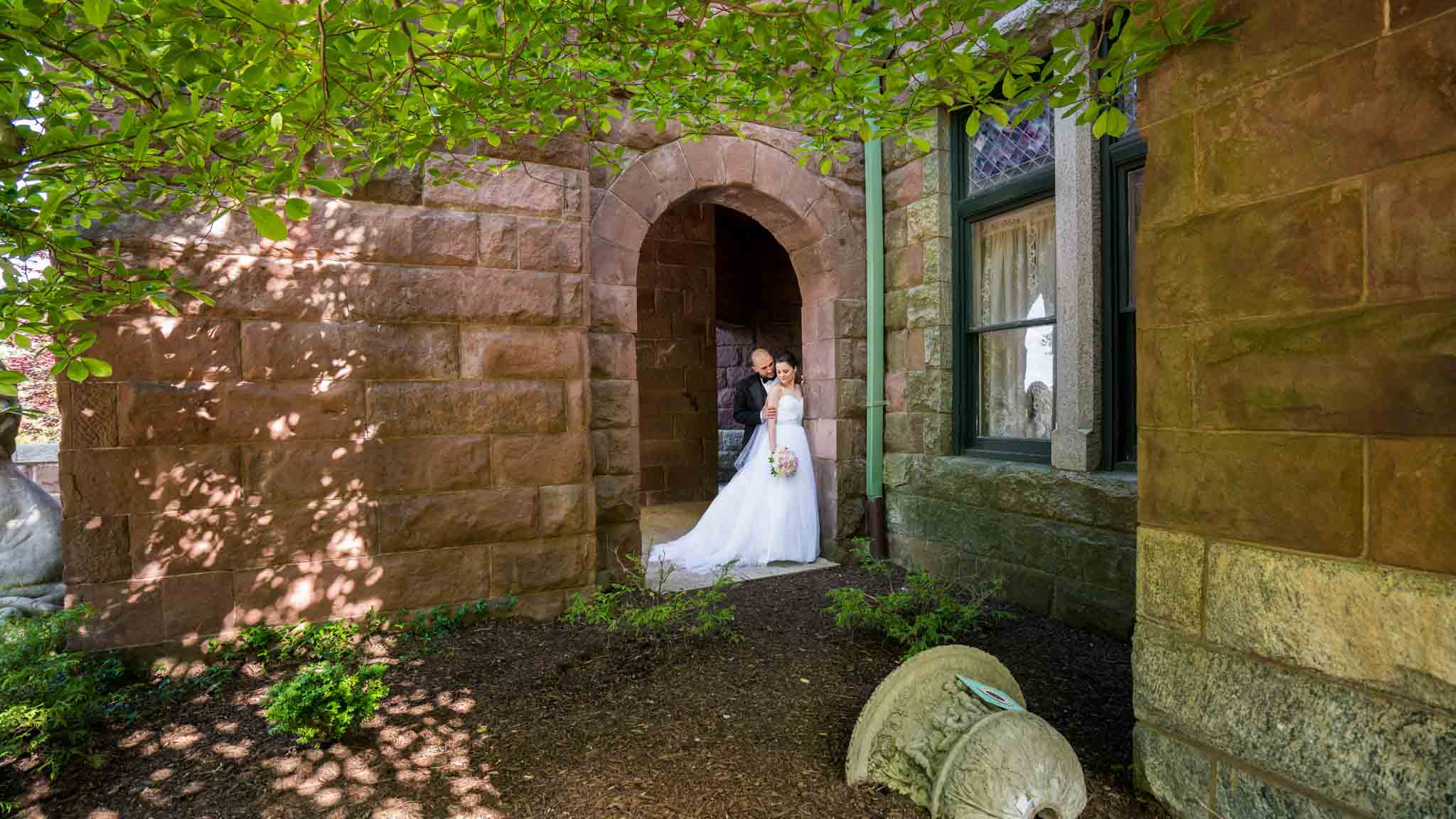 Circassian Wedding Bride Lambert Castle Paterson NJ