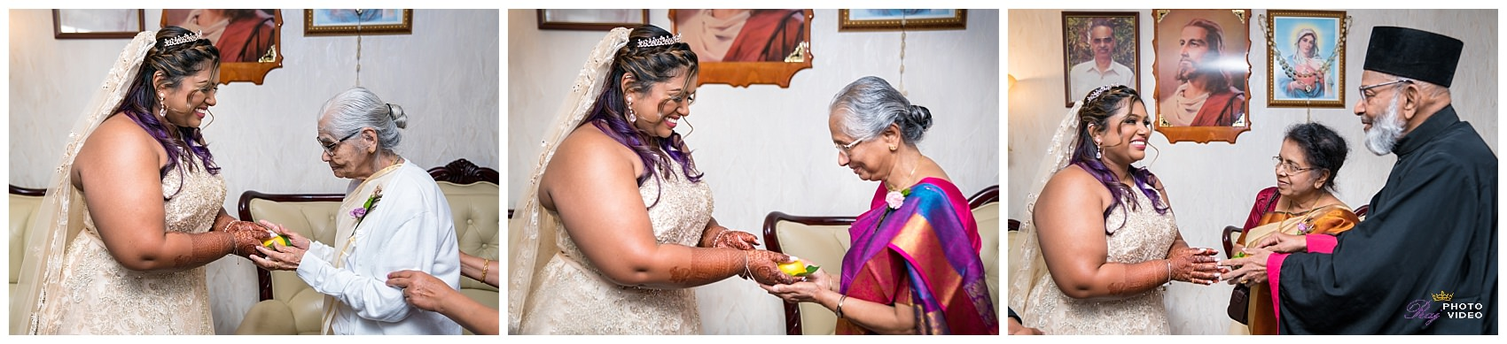 St Albert The Great Church Huntingdon Valley Pa South Indian Wedding Sona Boby